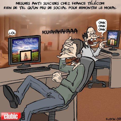 Désirs d'avenir France Telecom